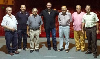 Maltese tenor Joseph Calleja pays a return visit to the Astra Theatre