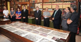 Exhibition officially opened on the Great Siege of Malta & Order of St John