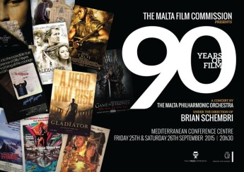 Malta celebrates cinematic history with 90 Years of Film Concert