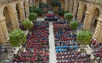 HSBC Malta Water Programme complements Stockholm's World Water Week