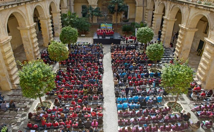 HSBC Malta Water Programme complements Stockholm's World Water Week