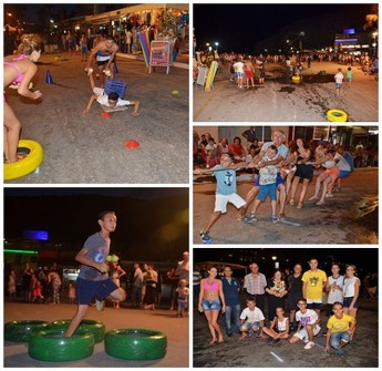 Xlendi Bay hosts latest edition of Giochi - it's a knockout