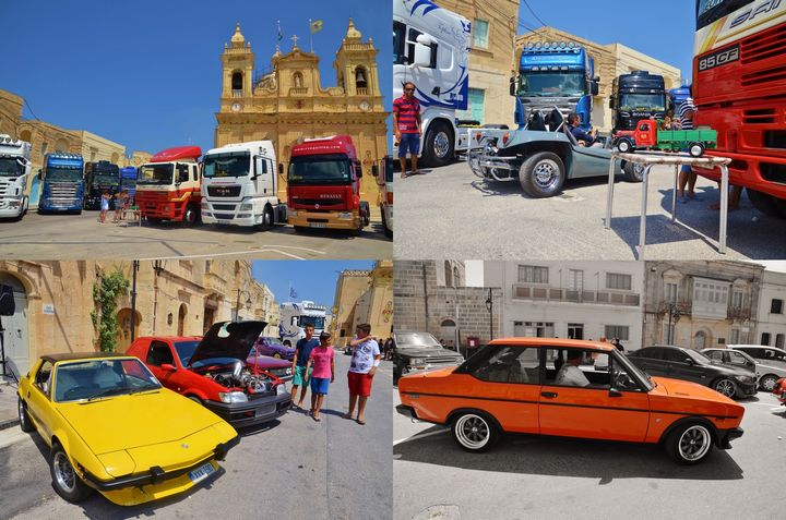 The Zebbug - Gozo Motor Show next Sunday in aid of Puttinu Cares