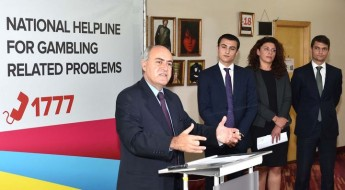 National Support Helpline 1777 launched for gambling related problems