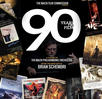 Bank of Valletta supports concert commemorating 90 Years of Film