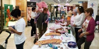 7th Gozo breast cancer awareness event with Europa Donna Malta