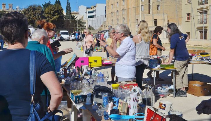 Fundraising Charity Fair in aid of the Friends of the Sick & Elderly Gozo