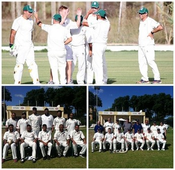 Marsa CC return to form against Mawdesley & Leo CC in 4-day cricket festival
