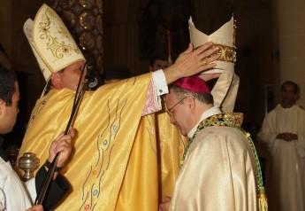 Episcopal Ordination of Fr George Bugeja OFM held at Ta' Pinu