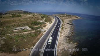 Final phase for the Coast Road Project - Road diversions start Thursday