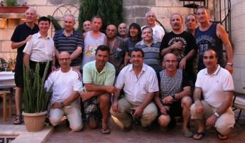 40th anniversary class reunion - Gozo Lyceum - Form VB -1974/1975