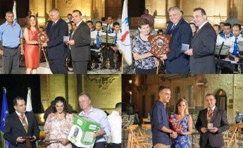 Gharb Day celebrations with cultural evening & presentation of awards
