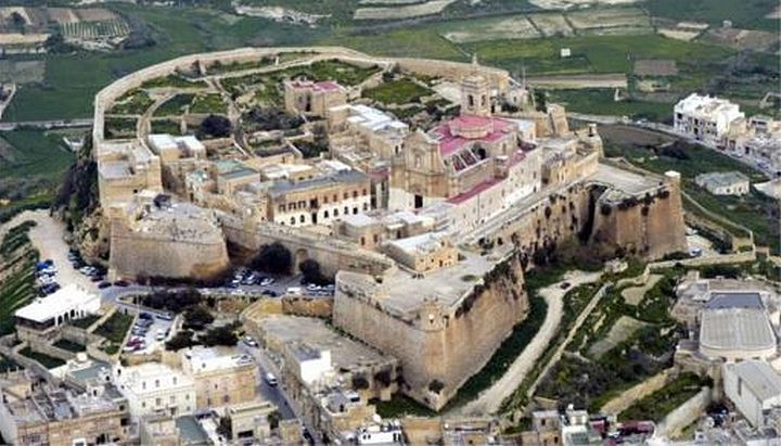 No access to the Gozo Citadel this weekend due to road works