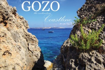 Gozo - The Enchanting Coastline: New photographic book by Anthony Grech