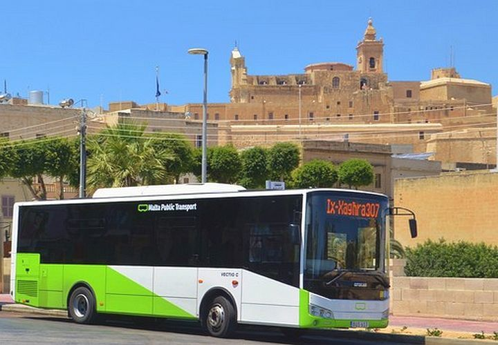 Winter bus routes in Gozo started successfully on Sunday - MPT
