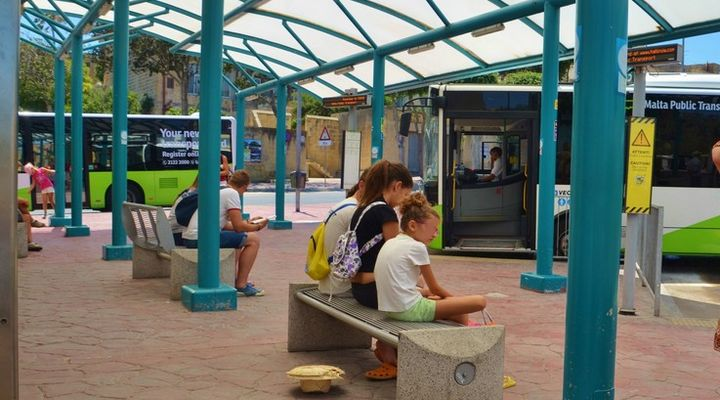 Bus passengers increase by 15% in first quarter - Malta Public Transport