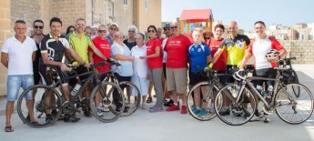 Everyone's a winner at annual HSBC Triathlon from Gozo to Malta
