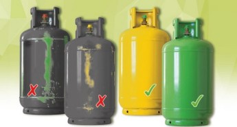 Liquigas launches campaign to collect illegally painted cylinders