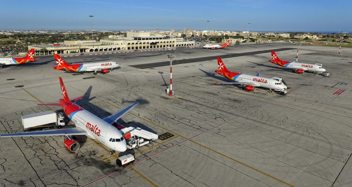 Air Malta's services to/from Brussels to resume on Wednesday
