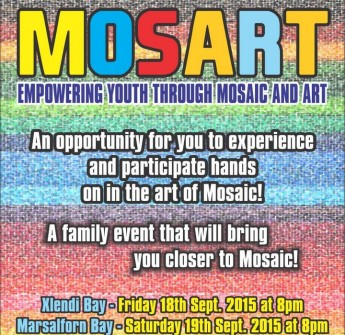 MOSART: Gozo project empowering youth through mosaic and art