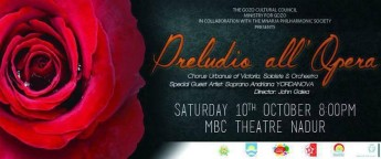 Preludio all' Opera - With the Chorus Urbanus Choir of Gozo