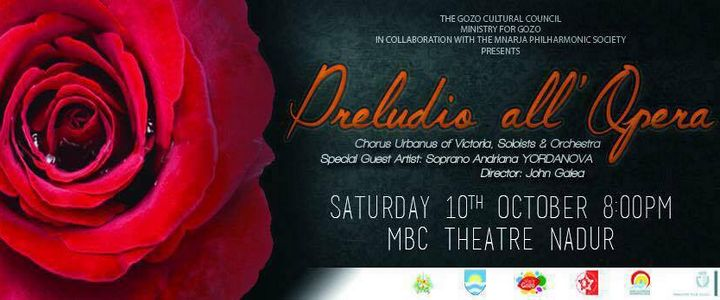 Enjoy a prelude to the opera with Chorus Urbanus choir, soloists & orchestra