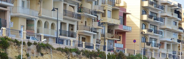 House prices in Malta rose by 1% in the fourth quarter of 2015