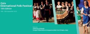 Qala International Folk Festival - 10th edition starts next Friday