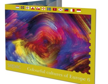 MaltaPost issues SEPAC Folder 2015: Colourful Cultures of Europe 6