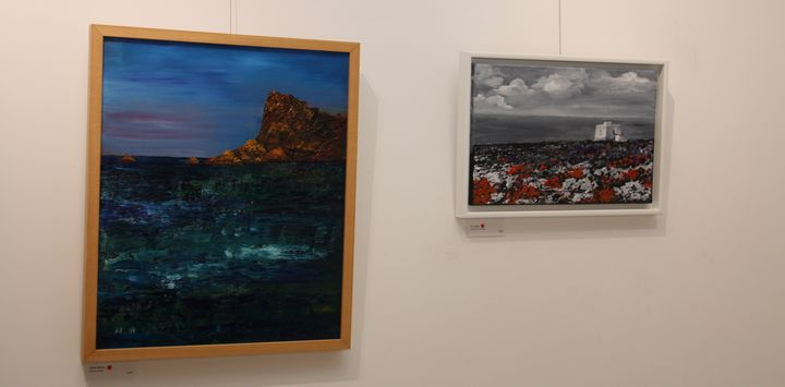 San Blas: Exhibition by Alison Zammit Endrich at the Heart of Gozo museum