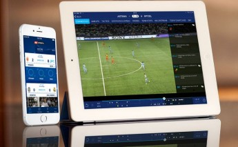 Live UEFA Champions League on mobile devices from GO