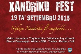 Xandriku fest - A journey through the history of one street in Nadur