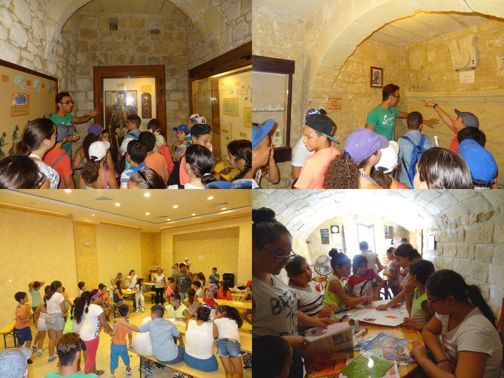 Free activities for children with OASI and Youth 4 Youths in Gozo