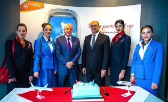 KLM and Air Malta inaugurate their code-share agreement