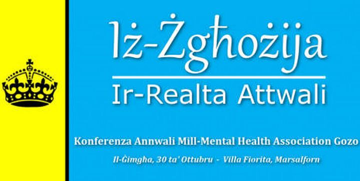 The Mental Health Association Gozo conference to focus on youth issues