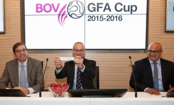 BOV Gozo Football Association Cup Fixtures 2015/16 drawn
