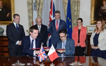 UK to support security operation for Valletta Summit & CHOGM