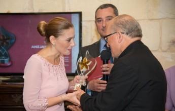 Mgr Carmelo Mercieca awarded Premju Anzjanità Attiva 2015