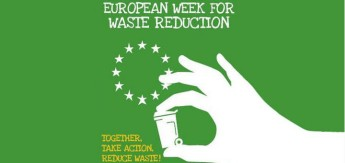 European Week for Waste Reduction: Help reduce, reuse & recycle