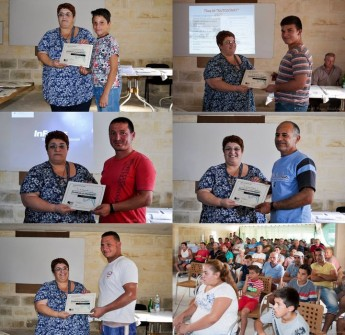 Good response to Gozo course for horse drivers, handlers and owners