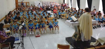 Feast of St Francis of Assisi celebrated by GC Ghajnsielem Primary