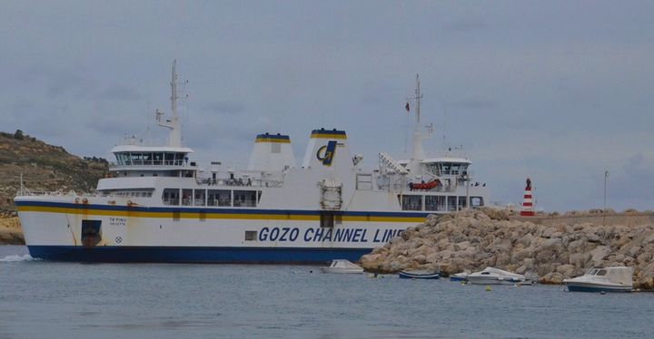 Industrial action on Gozo Channel as from midnight tonight