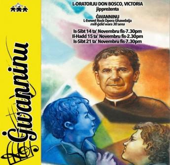 GWANNINU: The first Gozitan Rock Opera, back after 30-year break!