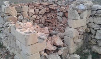Hunting hide vandalised in Sannat, trees damaged in Mizieb  - FKNK