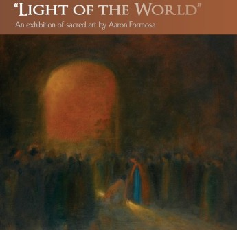 Light of the World: Sacred art exhibition in Gozo by Aaron Formosa