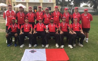 Malta Cricket seal international series win over Hungary