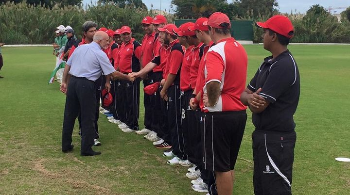 Malta Cricket seal international series win over Hungary