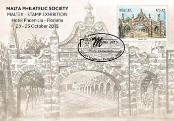 MaltaPost to participate in Maltex Philatelic Exhibition 2015