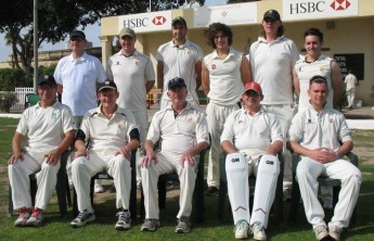 Marsa CC complete clean sweep against Old Lincolnians from the UK