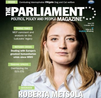 Roberta Metsola underlines need for global action on refugee crisis